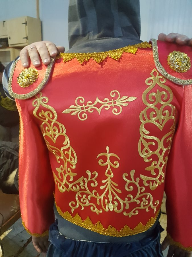 embroidered designer blazer Jacket