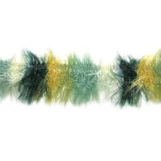 E5660 Multi Color Hairy Eyelash Fringe Sewing Trim