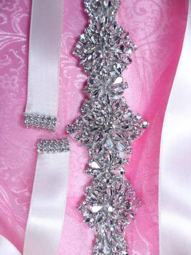 Bridal Sash of Your Choice! Let us Make it for You!