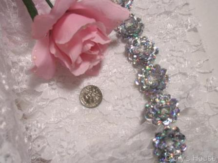 Silver & Crystal Trims