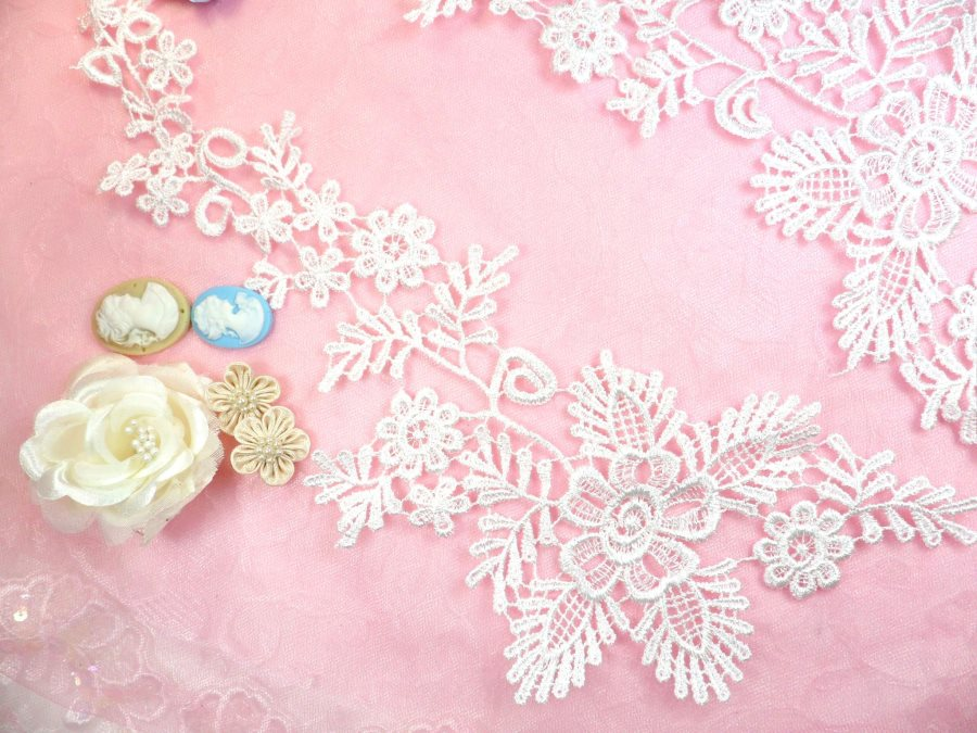 lace appliques