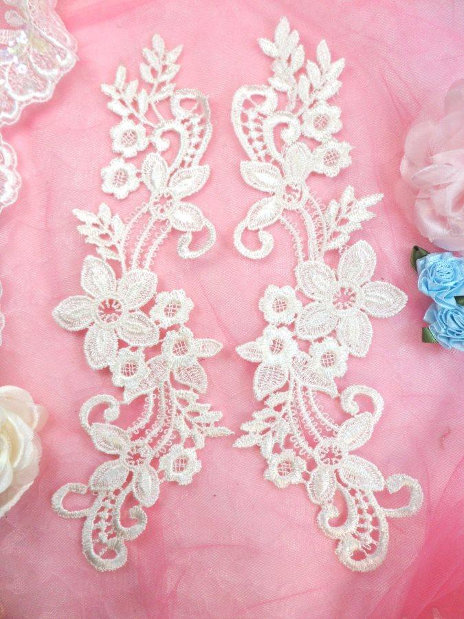 appliques lace
