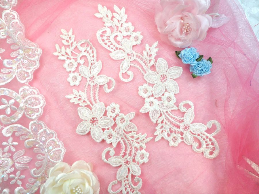 bridal applique