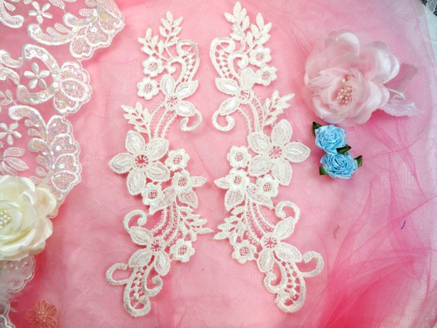 lace bridal applique