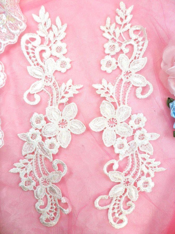 bridal appliques lace