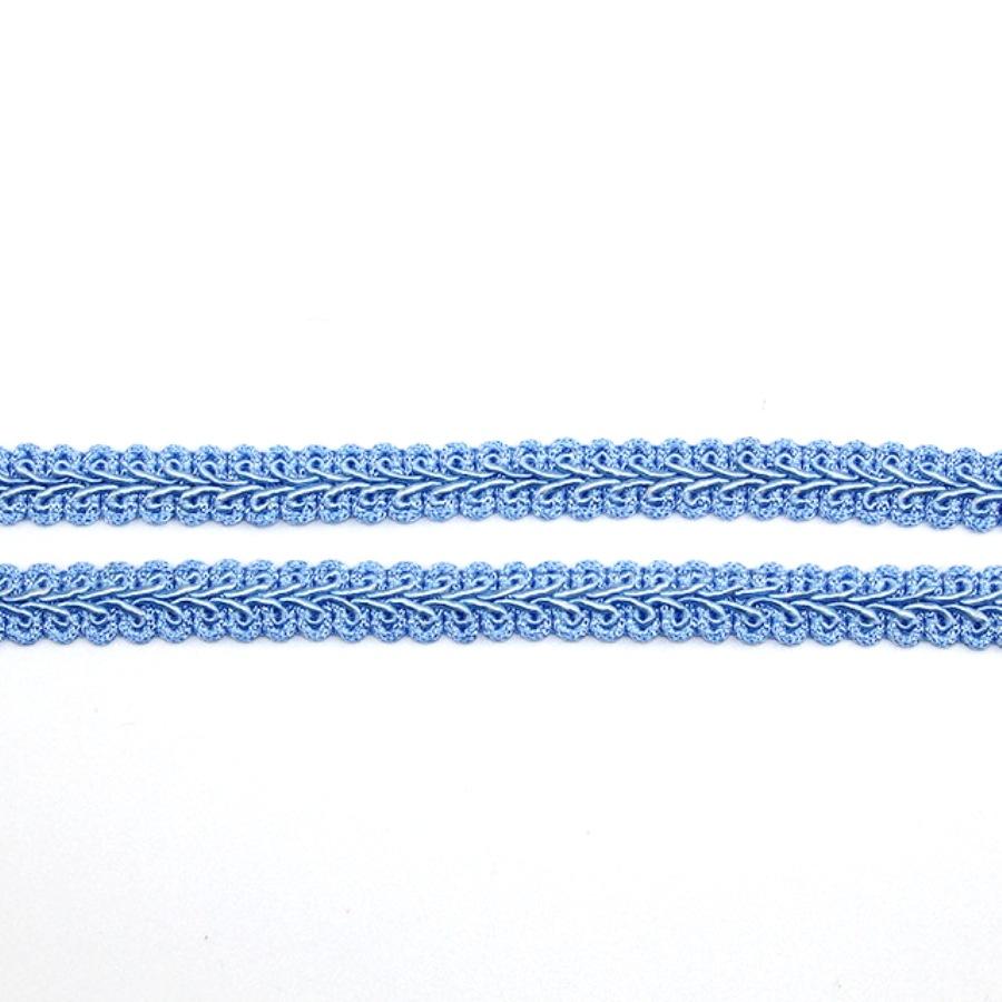 Blue Gimp Sewing Upholsterly Trim 1/2 (GB597)