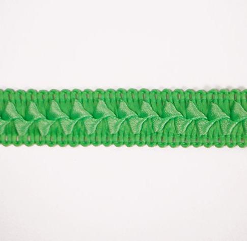 E6182  Lime Green Lattice Gimp Sewing Craft Trim 3/4\