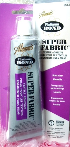 Aleene's Super Fabric Textile Adhesive Glue