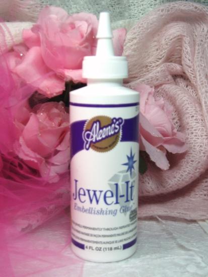 Aleene\'s \Jewel-It\ Embellishing Glue 4 oz.