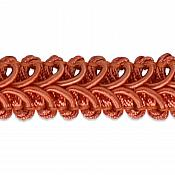 E1901 Coral Gimp Sewing Upholstery Trim 1/2""