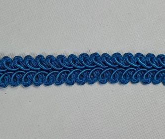 """E1901 Turquoise Gimp Sewing Upholstery Trim 1/2"""""""