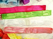 "Stretchy Shimmering Baby Headbands Choose from Several Colors .75"" (GB660)"