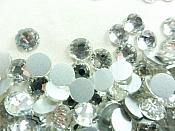 Crystal Clear Glass Flat Back Rhinestones SS20 1440 Pieces High Quality  Glue on Non Hotfix DIY Crafts Clothing Nails GB875
