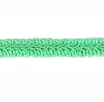 """E1901 Lime Green Gimp Sewing Upholstery Trim 1/2"""""""