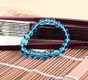 Stretchy Bracelet Turquoise Beads Costume Jewelry JW64