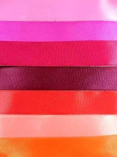 MR2506 Single Face Satin Craft Ribbon 3/8""