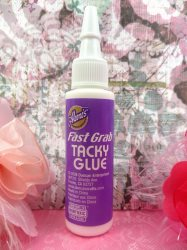 "Aleene's MINI Fast Grab ""Tacky"" All Purpose Applique Glue .66 oz."
