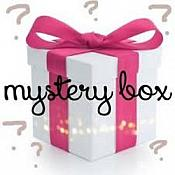 MYSTERY SURPRISE BOX OF BEAUTIFUL APPLIQUES AND MORE PLUS A CHANCE FOR A FREE BOX